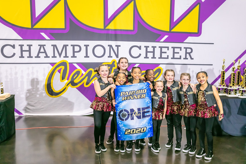 Champion Cheer 570 December 07, 2019