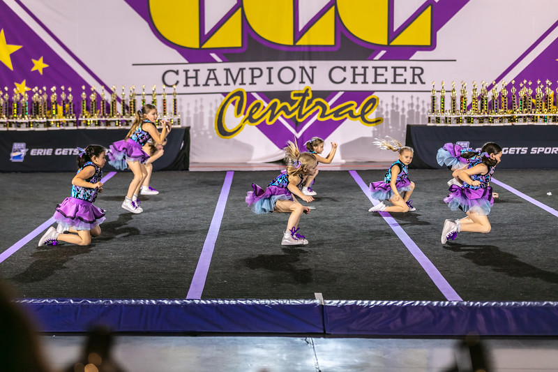 Champion Cheer 401 December 07, 2019
