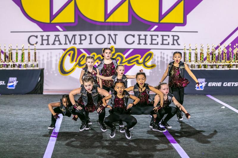 Champion Cheer 168 December 07, 2019