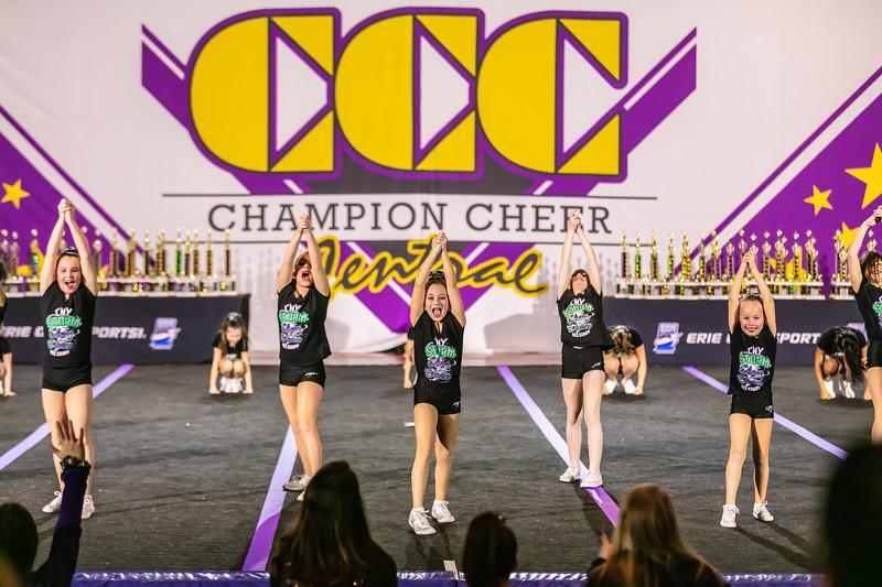 Champion Cheer 877 December 07, 2019