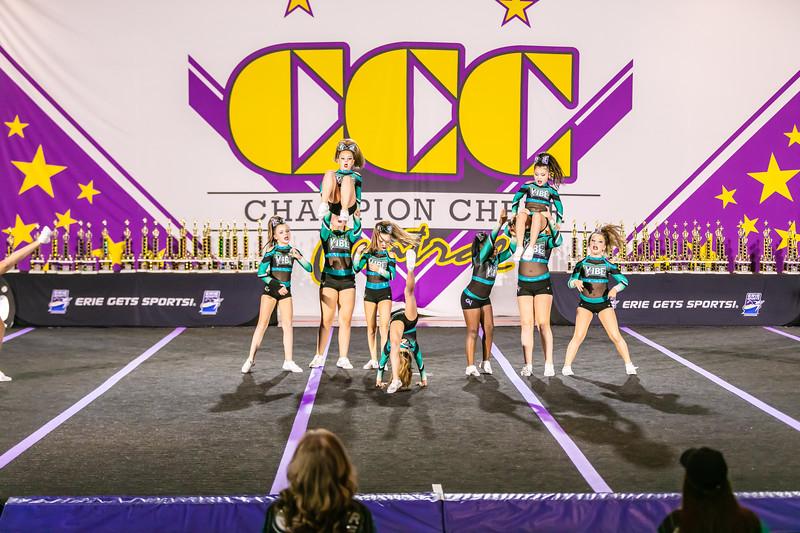 Champion Cheer 1085 December 07, 2019