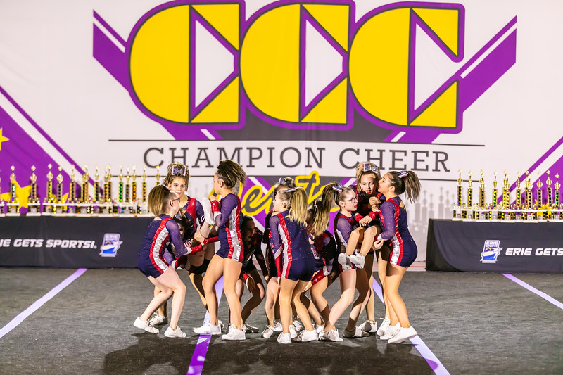 Champion Cheer 1189 December 07, 2019
