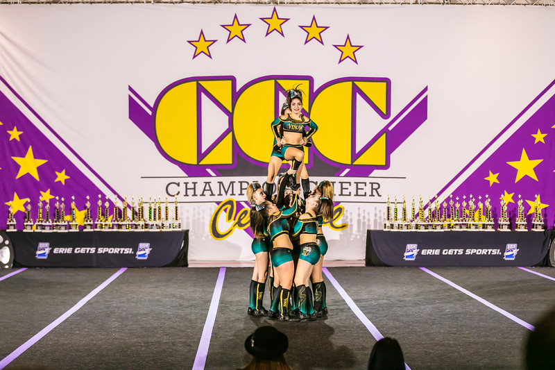 Champion Cheer 1284 December 07, 2019