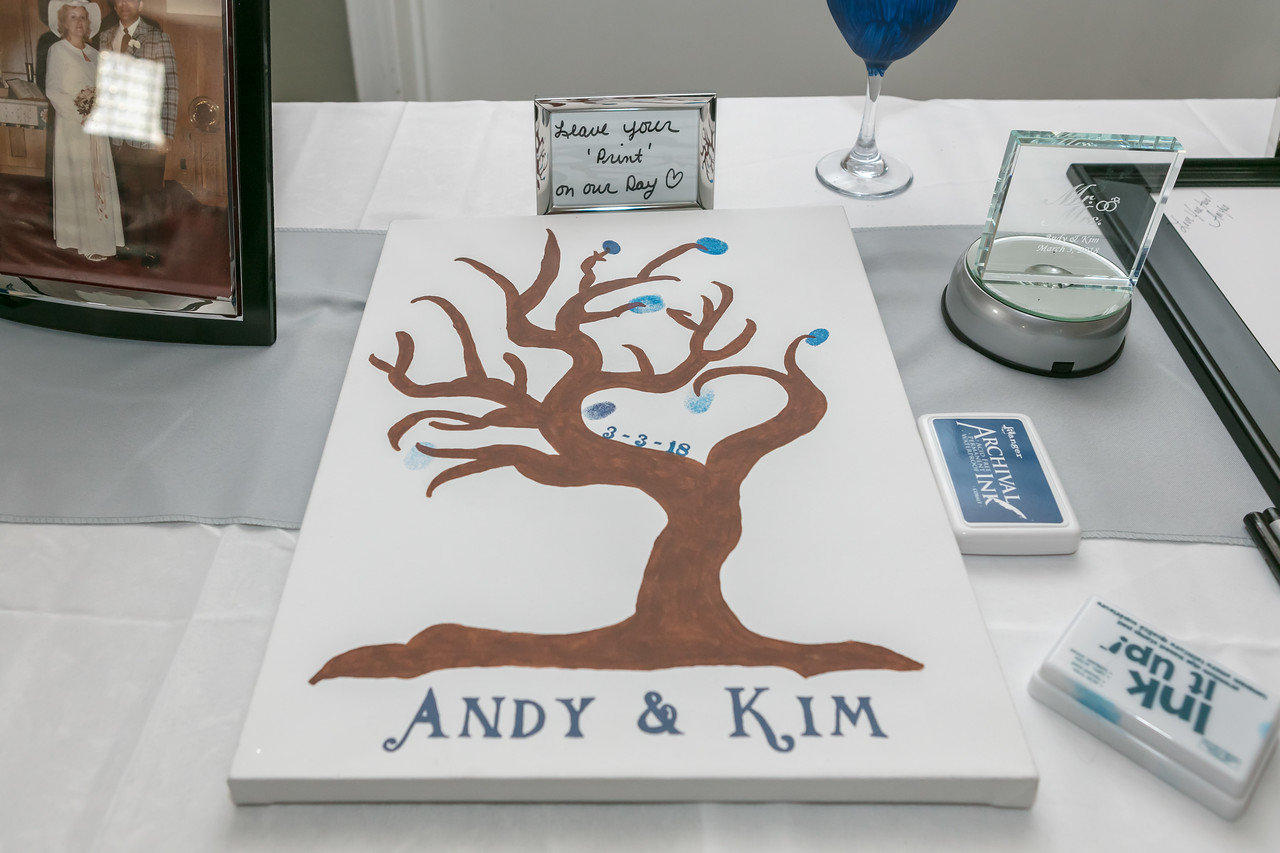 Kim & Andy Banquet Hall 010 March 03, 2018