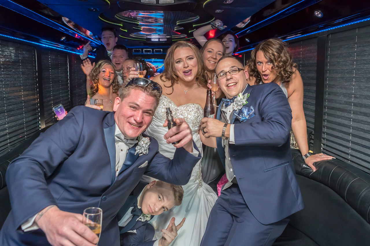 Kim & Andy Party Bus 010 March 03, 2018