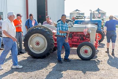 Vorwerk Tractorcade 2018
