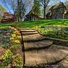 Gibbs Garden Stairway Spring