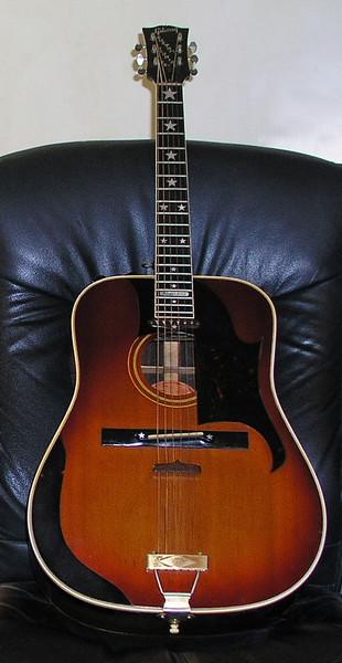 "Gibson Custom Built ""Colonial 55"" Guitar"