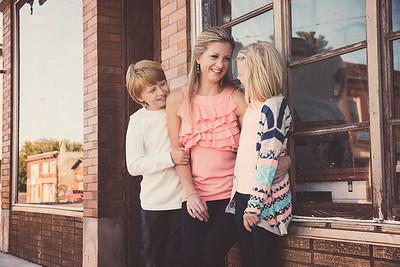 Gibson, Lindsay 2016 Family