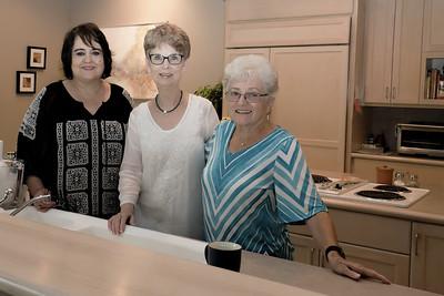 Lynn, Sherri, Mary Ann