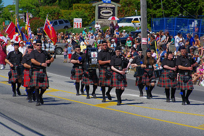 Gibsons Sea Cavalcade parade