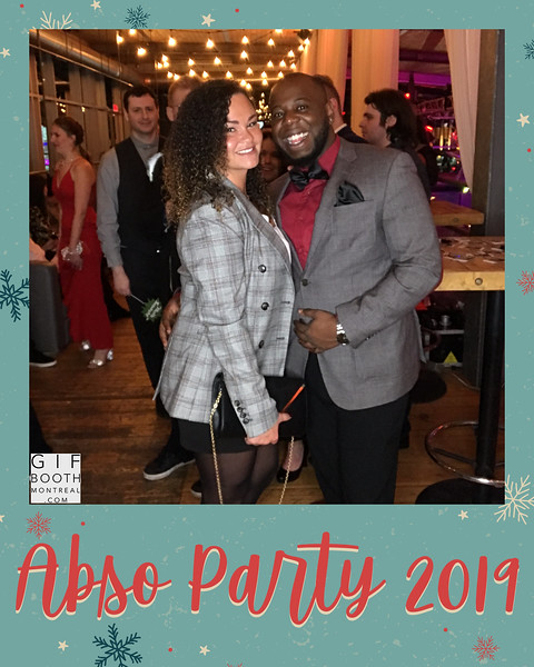 GifBoothMontreal.com   Absolunet party 2019
