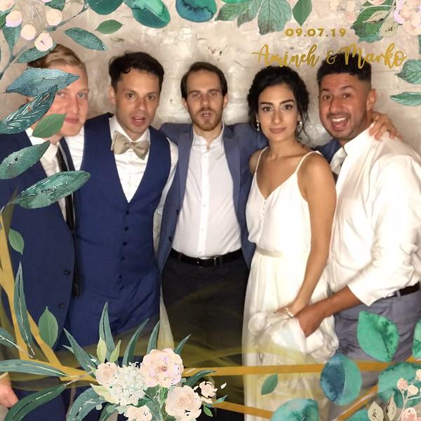 GifBoothMontreal.com   Amineh and Marko's Montreal wedding GIF booth with VIDEOfx