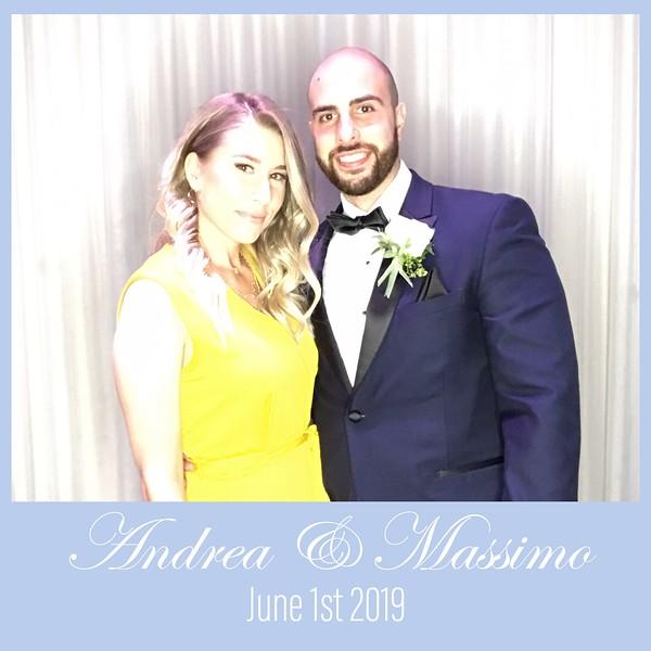 GifBoothMontreal.com | Andrea and Massimo's Montreal wedding GIF booth