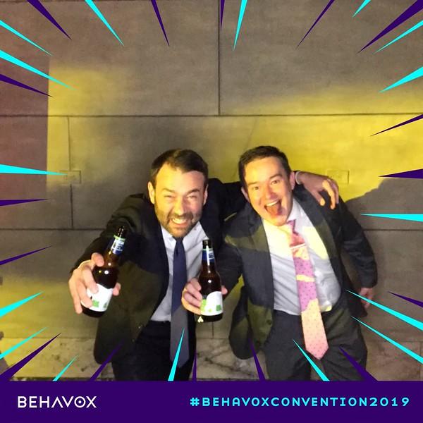 GifBoothMontreal.com | Behavox convention 2019