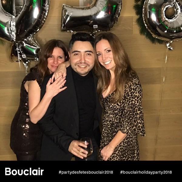GifBoothMontreal.com | Bouclair | Holiday Party 2018