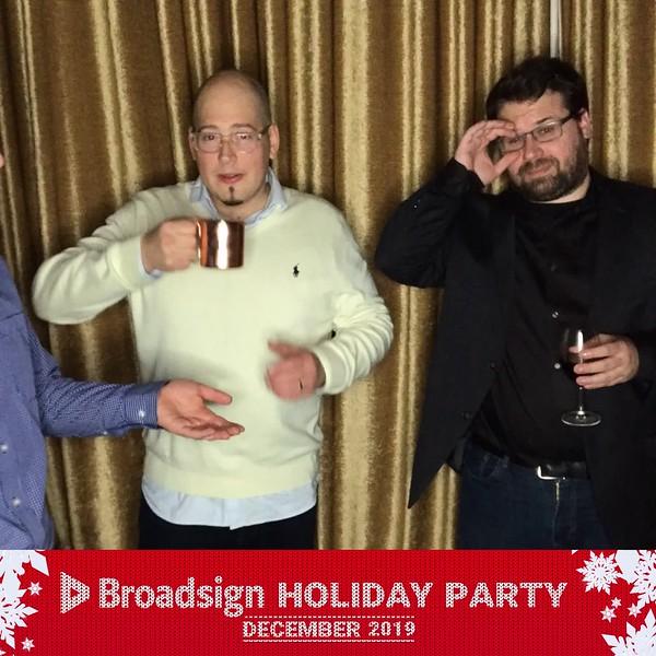 GifBoothMontreal.com   Broadsign Holiday Party 2019