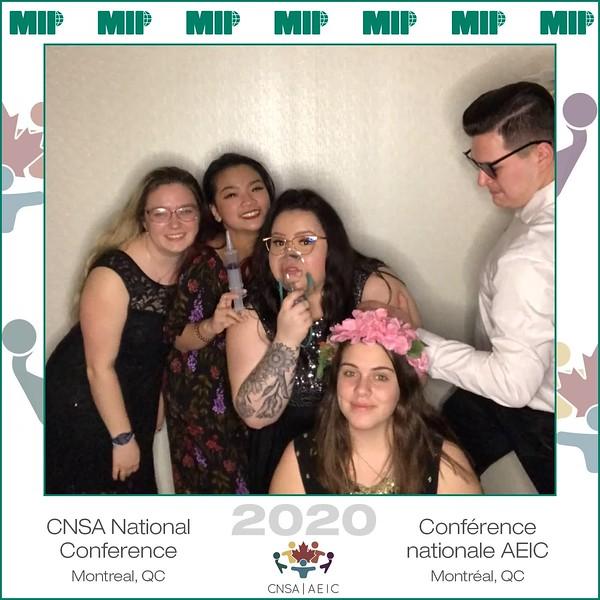 GifBoothMontreal.com | CNSA 2020 | MIP