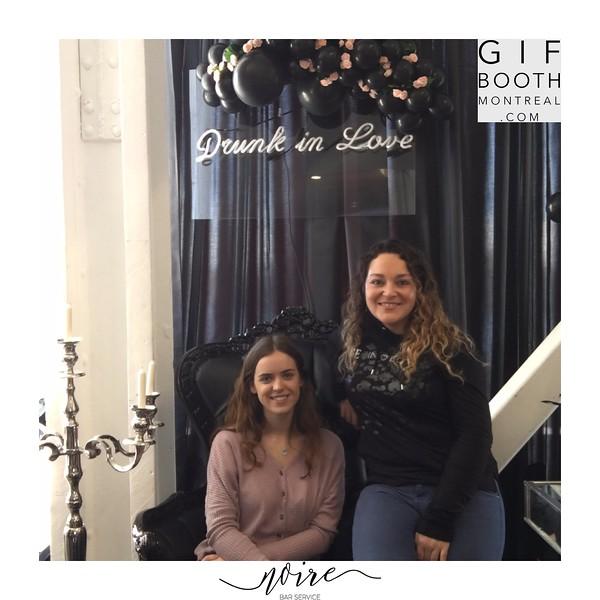 GifBoothMontreal.com | Elegant Wedding Show 2018
