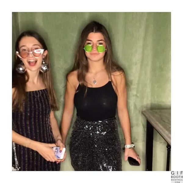 GifBoothMontreal.com | Filipa's Birthday | Arthurs Nosh Bar