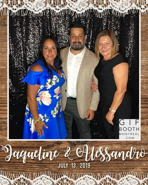 GifBoothMontreal.com   Jackie and Alex's wedding GIF booth