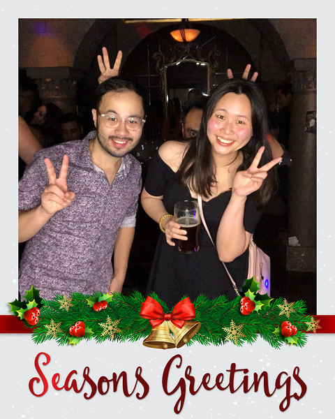 GifBoothMontreal.com | MGH Emergency holiday party 2019