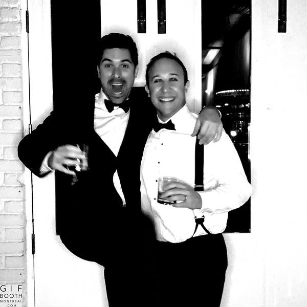 GifBoothMontreal.com   S + P's wedding