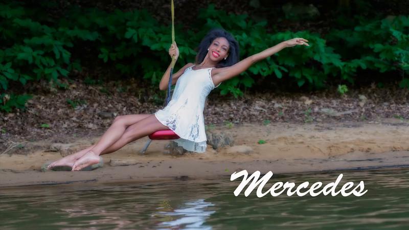Mercedes at Cheat Lake