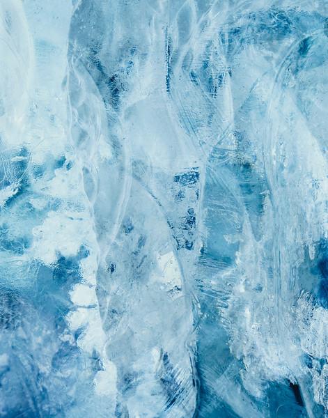 Ice Portrait