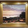 296 Gold frame