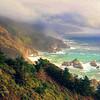 Land and Sea Big Sur