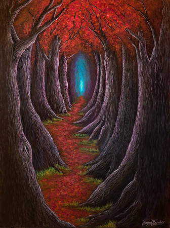 Walk down this path with me to wonderland