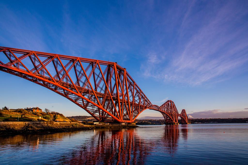 Fourth Bridge, Scotland