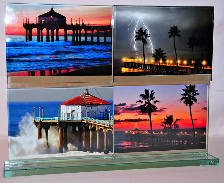 Glass Photo Collage - SOLD OUT!