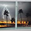 2 image glass photo frame