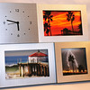 Photo Clock.  <br /> SOLD OUT.