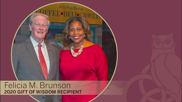 2021 Gift of Wisdom Award