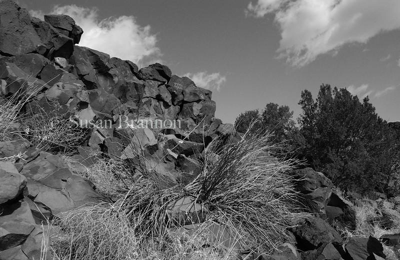 Petrogliphs Santa Fe
