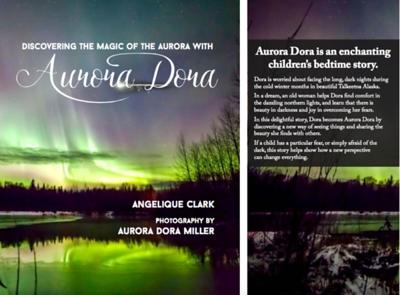 Aurora Dora book