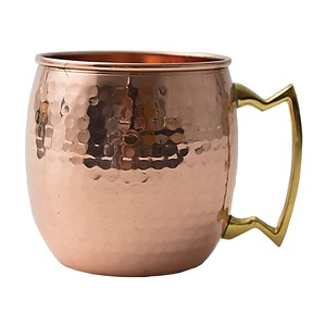 The Moscow Mule Mug - Not a Charleston Tradition, but very popular!