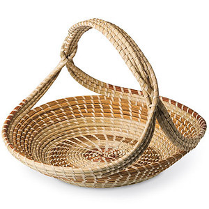 The Sweet Grass Basket