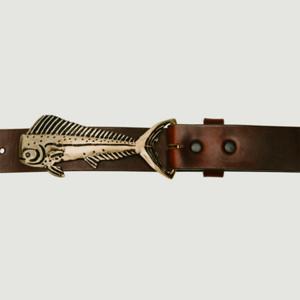 The Hook N Hide Belt and Buckle