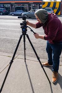 Ian Osthus, Film Maker, crew and actors