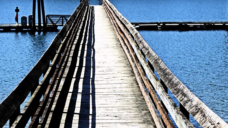Dock, Mystery Bay Park