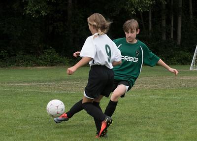 Gig Harbor Soccer teams face off 09-16-17