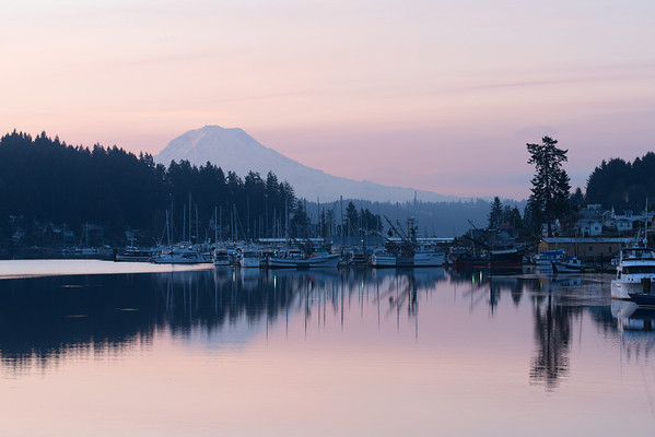 Gig Harbor WA - Early Morning