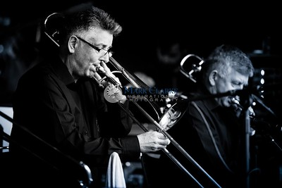 Paul Sykes Big Band & Guests Fred Gardner and Neil Samuels