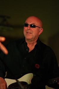 Steve Bingham with Gino Washington