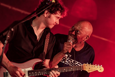 Stuart Dixon & Gino Washington