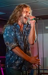 Peter Eldridge with Hats Off To Led Zeppelin